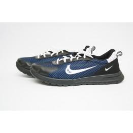 Мужские кроссовки 2040 синий ЧП
