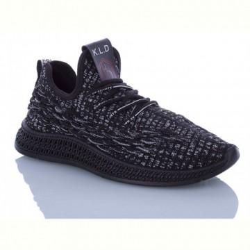 Мужские кроссовки 913 черный
