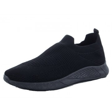 Мужские кроссовки D-41 черный