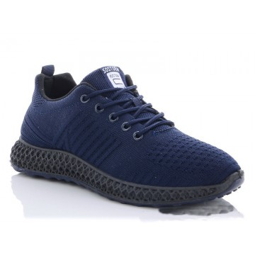 Мужские кроссовки HFX-04 синий