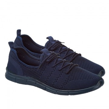 Мужские кроссовки КА-934 т.синий