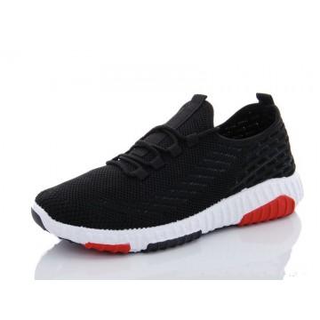 Мужские кроссовки КР-223 черные