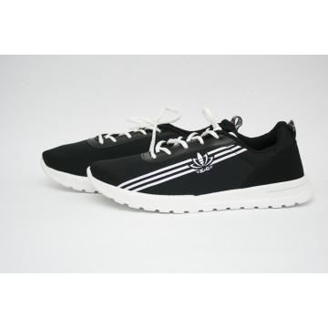 Мужские кроссовки М-2021 черный БП