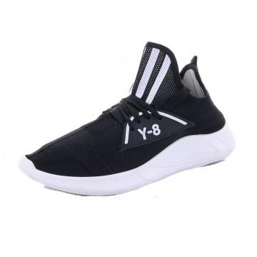 Мужские кроссовки N-12 черный